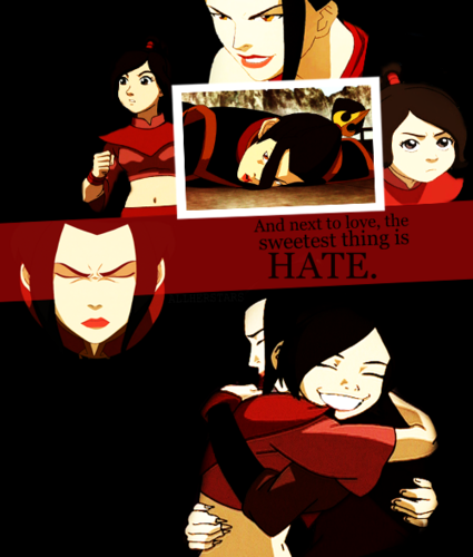 TyLee and Azula