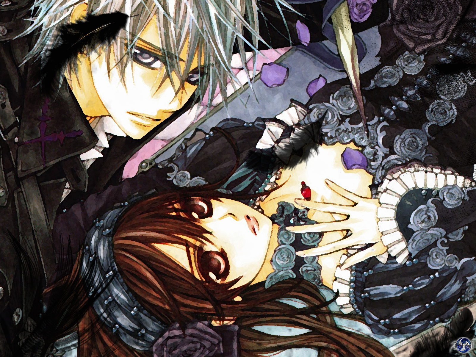 vampire knight wallpaper hd - photo #40