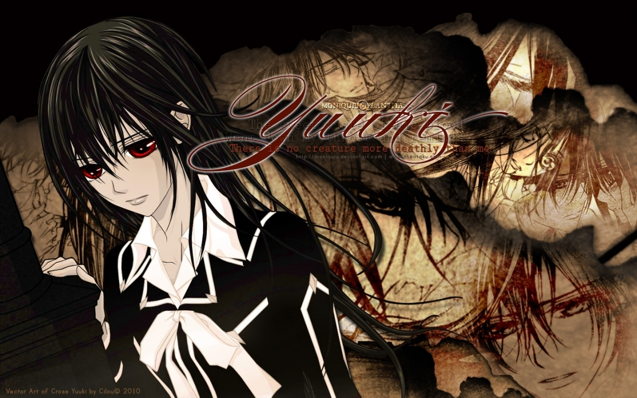 vampire knight wallpaper hd - photo #8