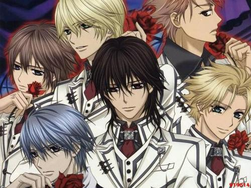 Vampire Knight achtergrond containing anime titled Vampire Knight