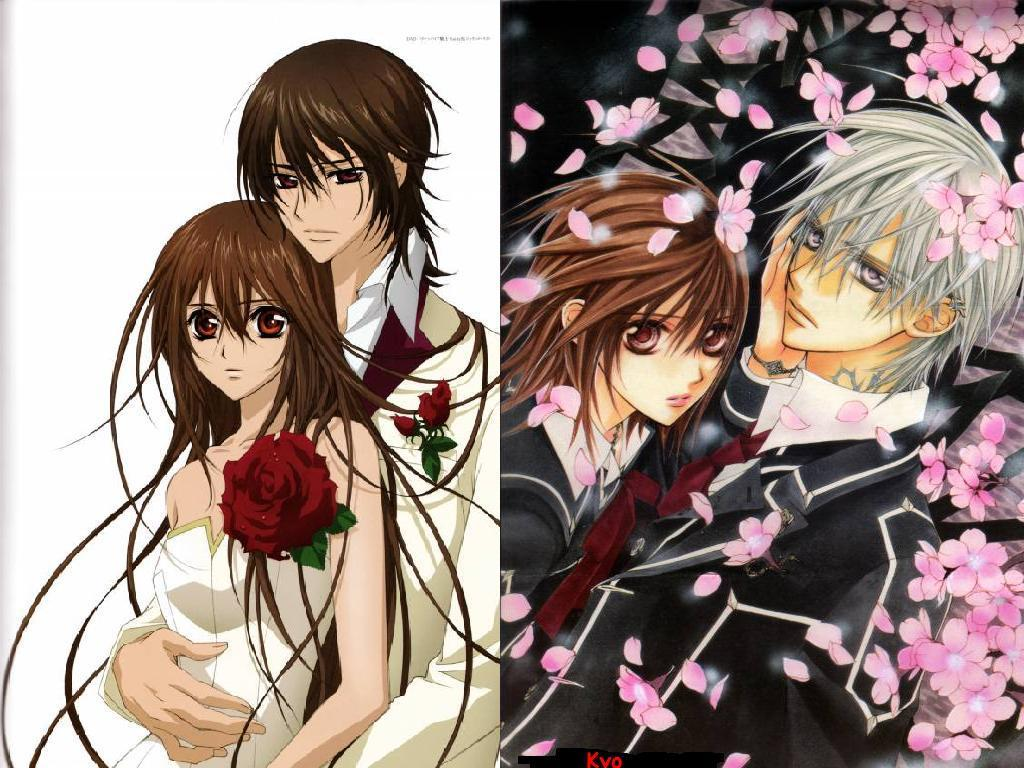 vampire knight wallpaper - photo #36