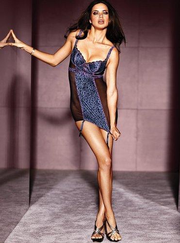 Victoria's Secret lingerie Photoshoot