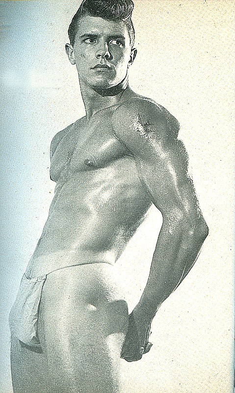 Vintage Male Beefcake