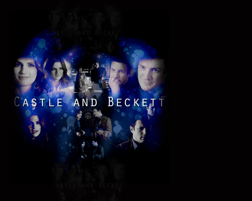 Wallpaper Castle andBeckett - castle-and-beckett Wallpaper