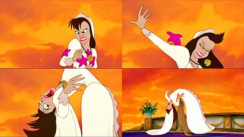 Walt Disney Mistakes - The Starfish