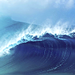 Waves - oceans icon