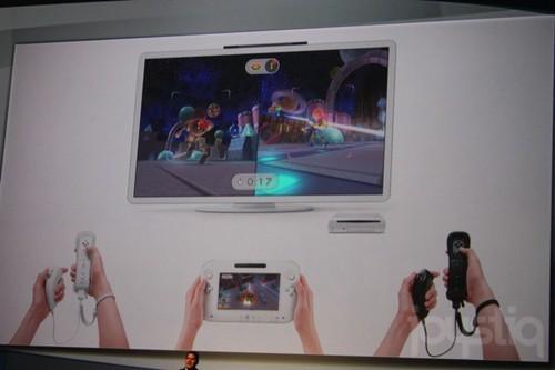 Wii U - New Controller