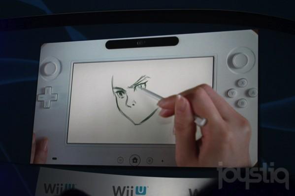 Wii U - New Nintendo Controller