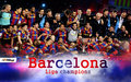 fc-barcelona - Winner of La Liga 2010/11! wallpaper