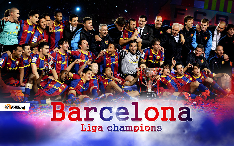 Fc Barcelona Ligas