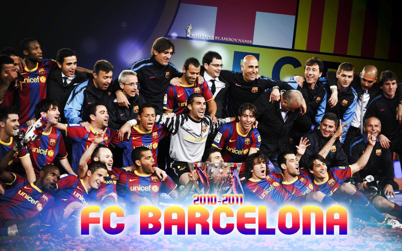 Winner of La Liga 2010/11!