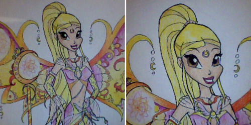 Winx Club - Crystalix