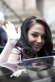 X-Factor Auditions in Glasgow - tulisa-contostavlos photo