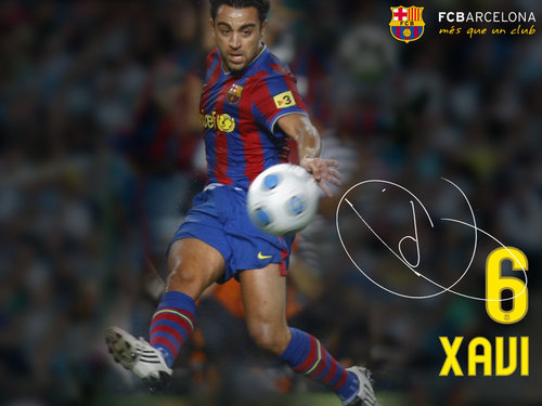 Xavi 2009/10