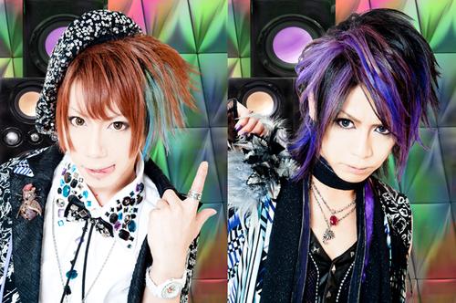 Yuu & Hayato (ZUCK)