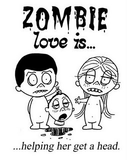 Zombie cinta