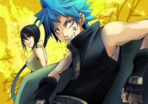 black* estrella and tsubaki