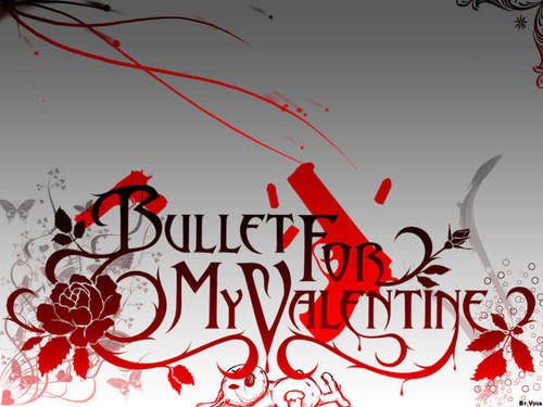 bluebullet - bullet-for-my-valentine Wallpaper