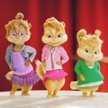 brittany, jeanette, eleanor - the-chipettes photo