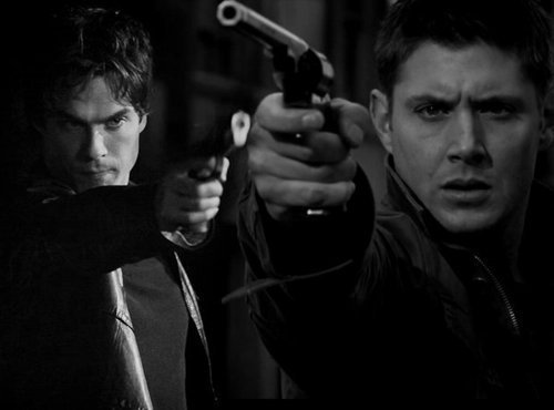 damon vs dean
