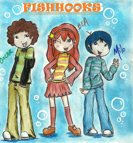pescado hooks as humans