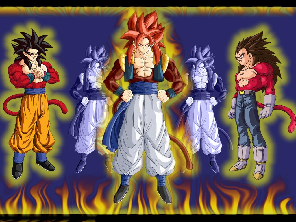 Goku gogeta