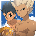 gouenji, why so hot?