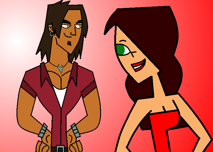 hannah and alejandro - Total Drama Island Fancharacters ...