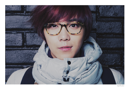 F.T. Island wallpaper titled hongki ;--)