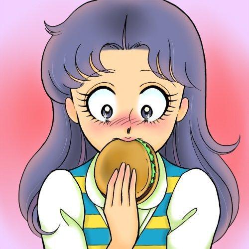 i Amore burger !!