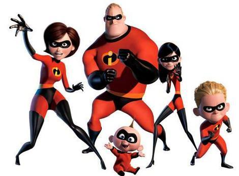 incredibles - the-incredibles Photo