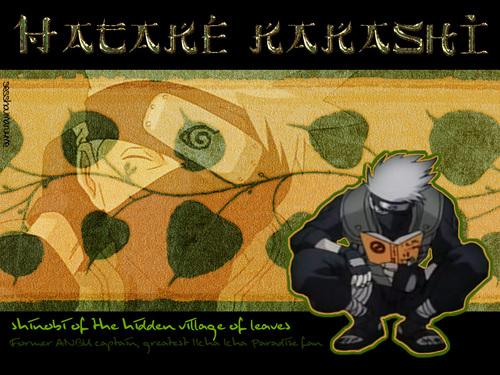 kakashi- sensei
