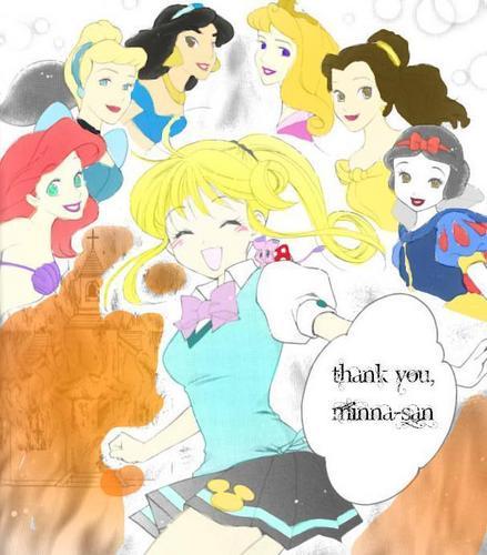 kilala princess pictures