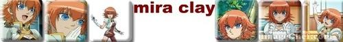 mira clay banner