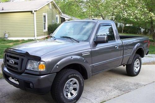 my 2007 ford ranger