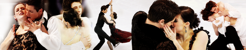 Tessa Virtue & Scott Moir wallpaper probably containing an atlantic herring, an abattoir, and a pacific sardine called nawelh.tumblr.com