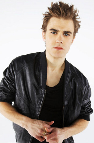 paul wesley is stefan salvatore