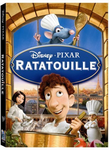 rataouille movie cover