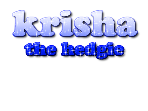 request: krisha`s logo