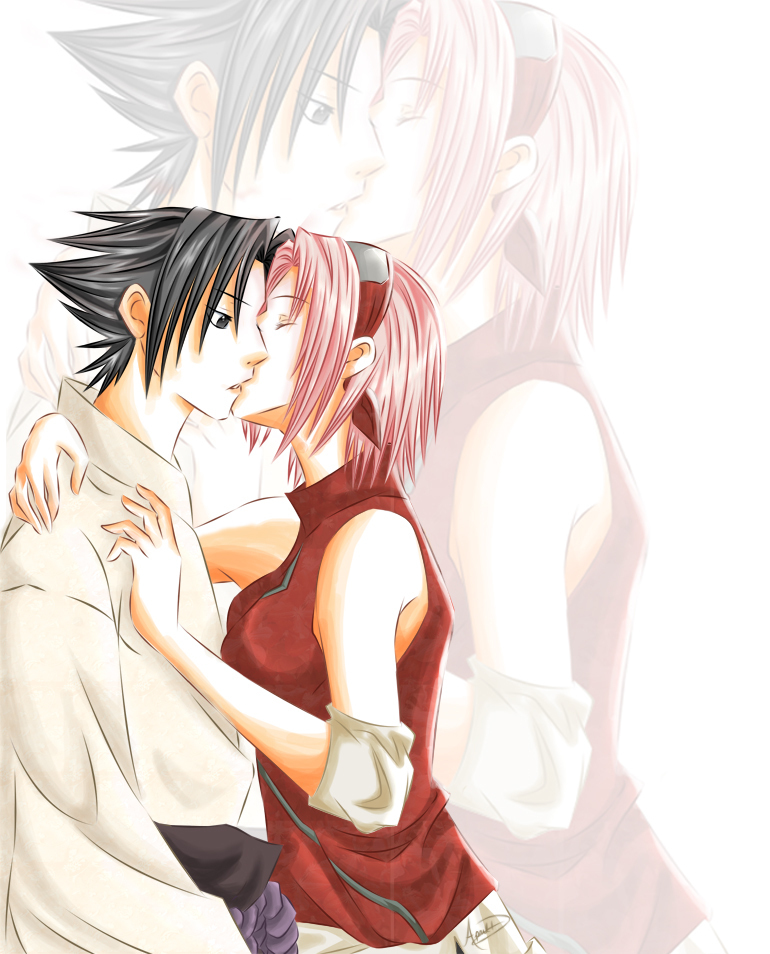 Special A Boys Images Sasuke And Sakura Love Hd Wallpaper And