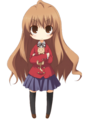 taiga - aisaka-taiga fan art