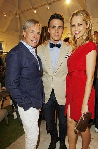 "09-06-2011 Launch party for Tommy Hilfiger's ""Prep World Pop Up House"
