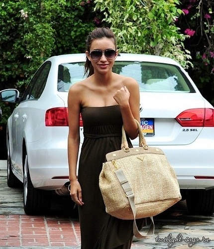 09.06 - Christian Serratos in LA