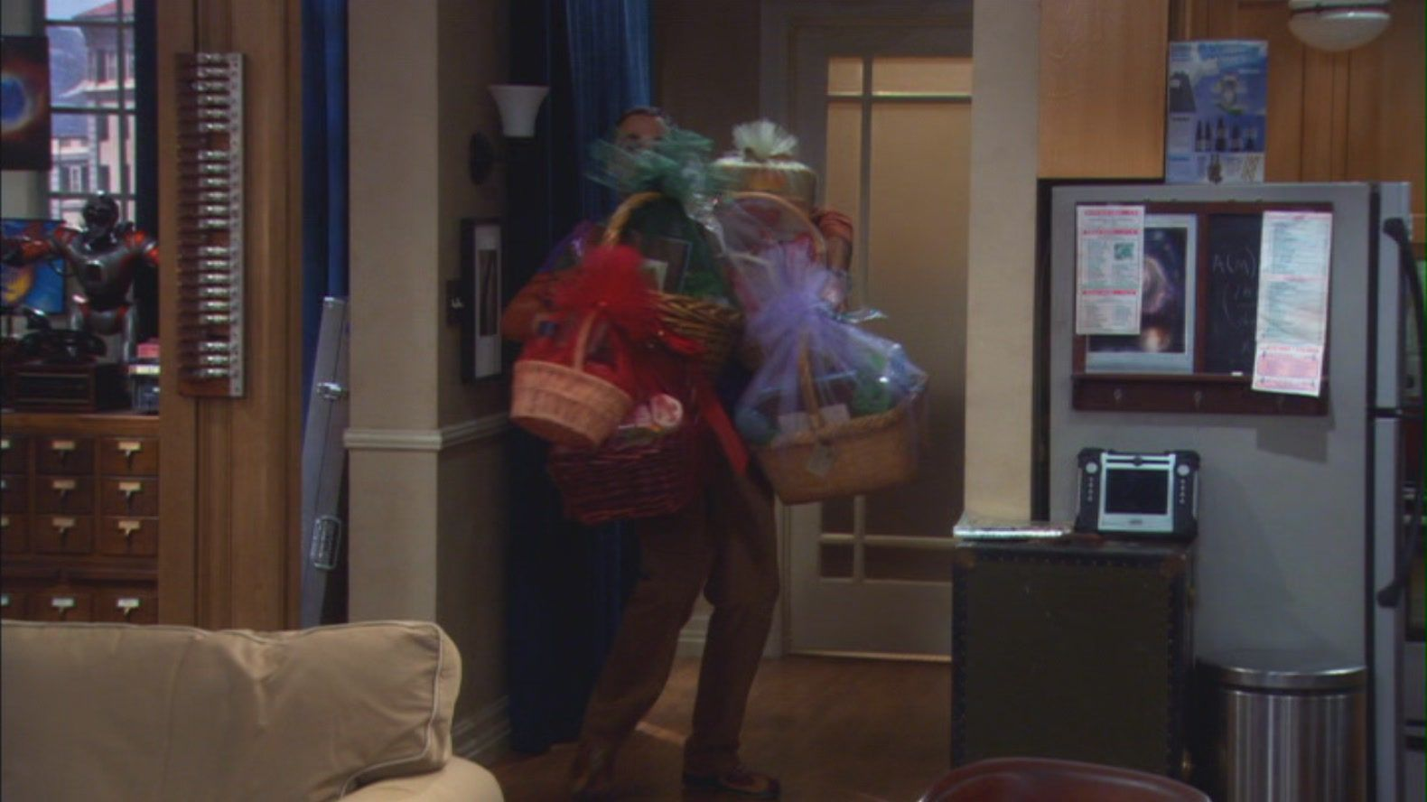 2x11 The Bath Item Gift Hypothesis Penny Amp Sheldon