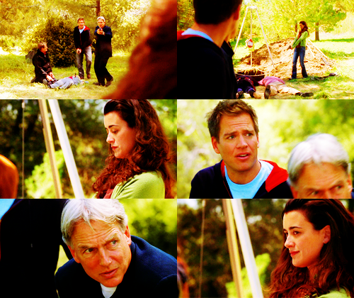 3x04- Never mess with Ziva