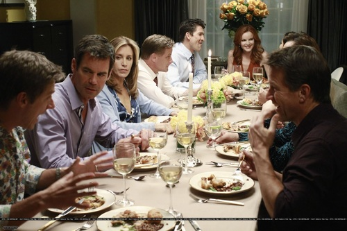 "7x23 ""Come on Over for Dinner"""