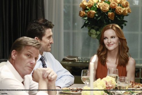 """7x23 """"Come on Over for Dinner"""""""