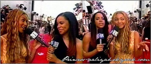 Aaliyah The Queen of R&B