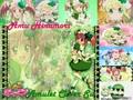 shugo-chara - Amu Clover Amulet wallpaper