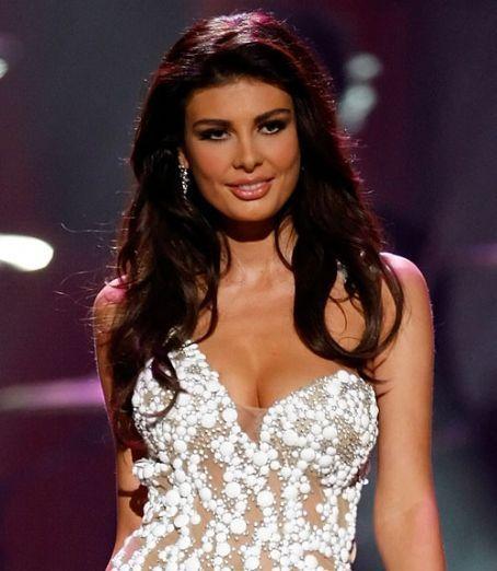 Miss Universe Angela Martini